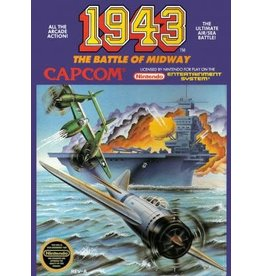 NES 1943: The Battle of Midway (Cart Only)