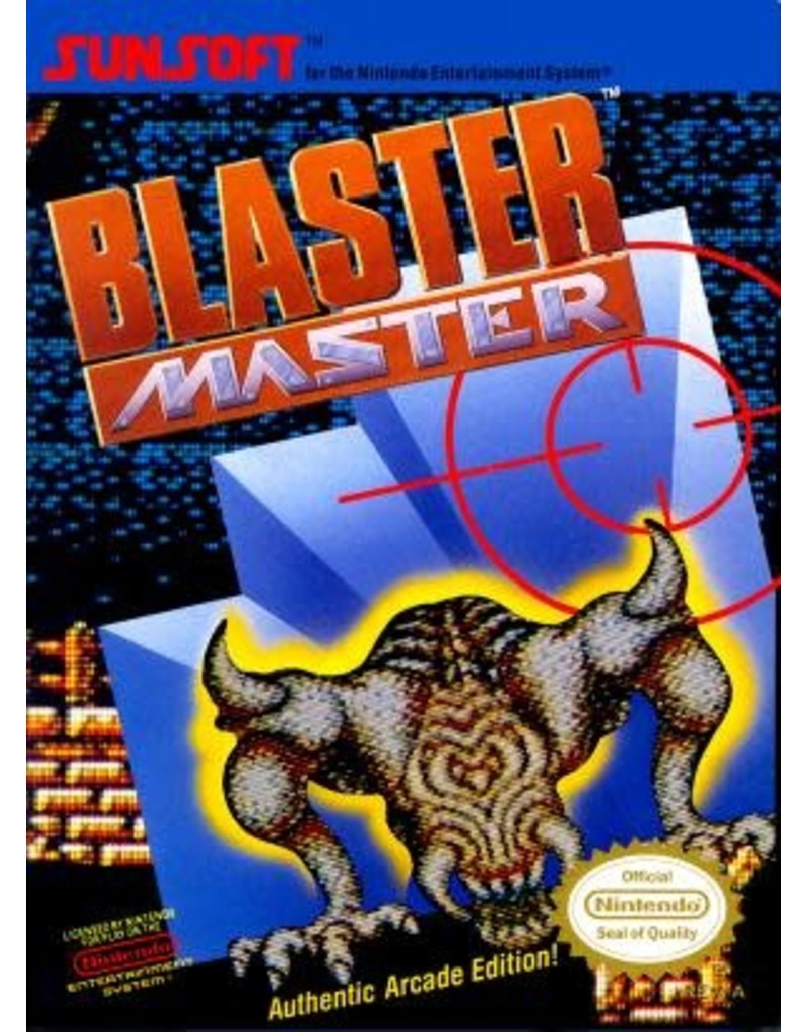 NES Blaster Master (Cart Only)
