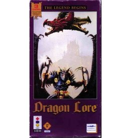 3DO Dragon Lore (Disc and Manual Only)