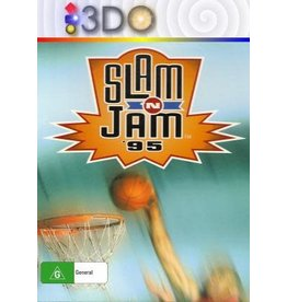 3DO Slam 'N Jam '95 (Disc Only)