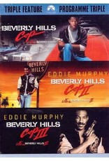 Cult and Cool Beverly Hills Cop Triple Feature