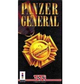 3DO Panzer General (Damaged Box, No Manual)