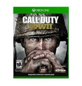 Xbox One Call of Duty WWII (CiB)
