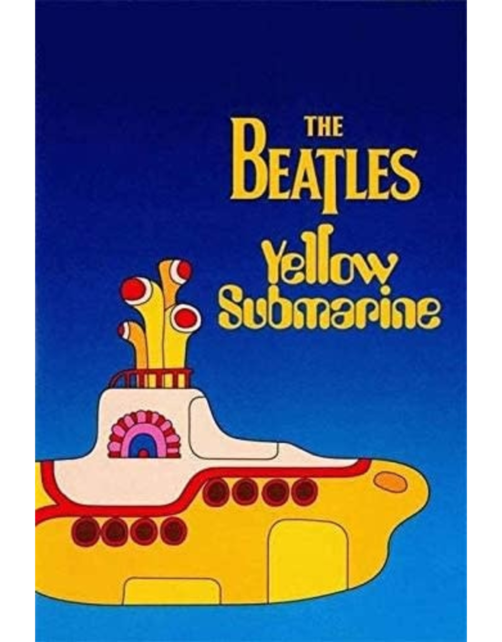 Cult and Cool Beatles, The - Yellow Submarine
