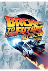 Cult and Cool Back to the Future 30th Anniversary Trilogy (Brand New)