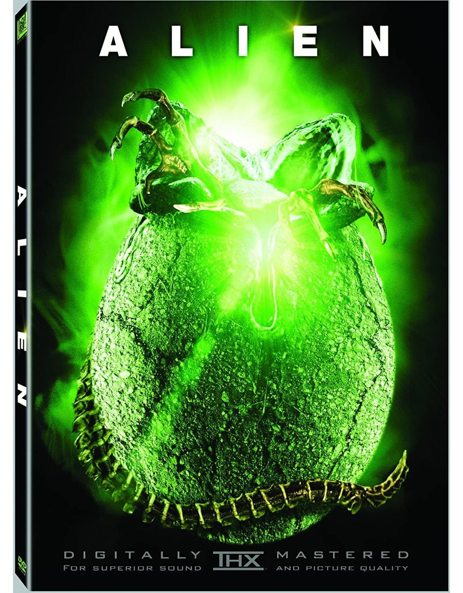 Horror Alien (Lenticular Slip Cover)