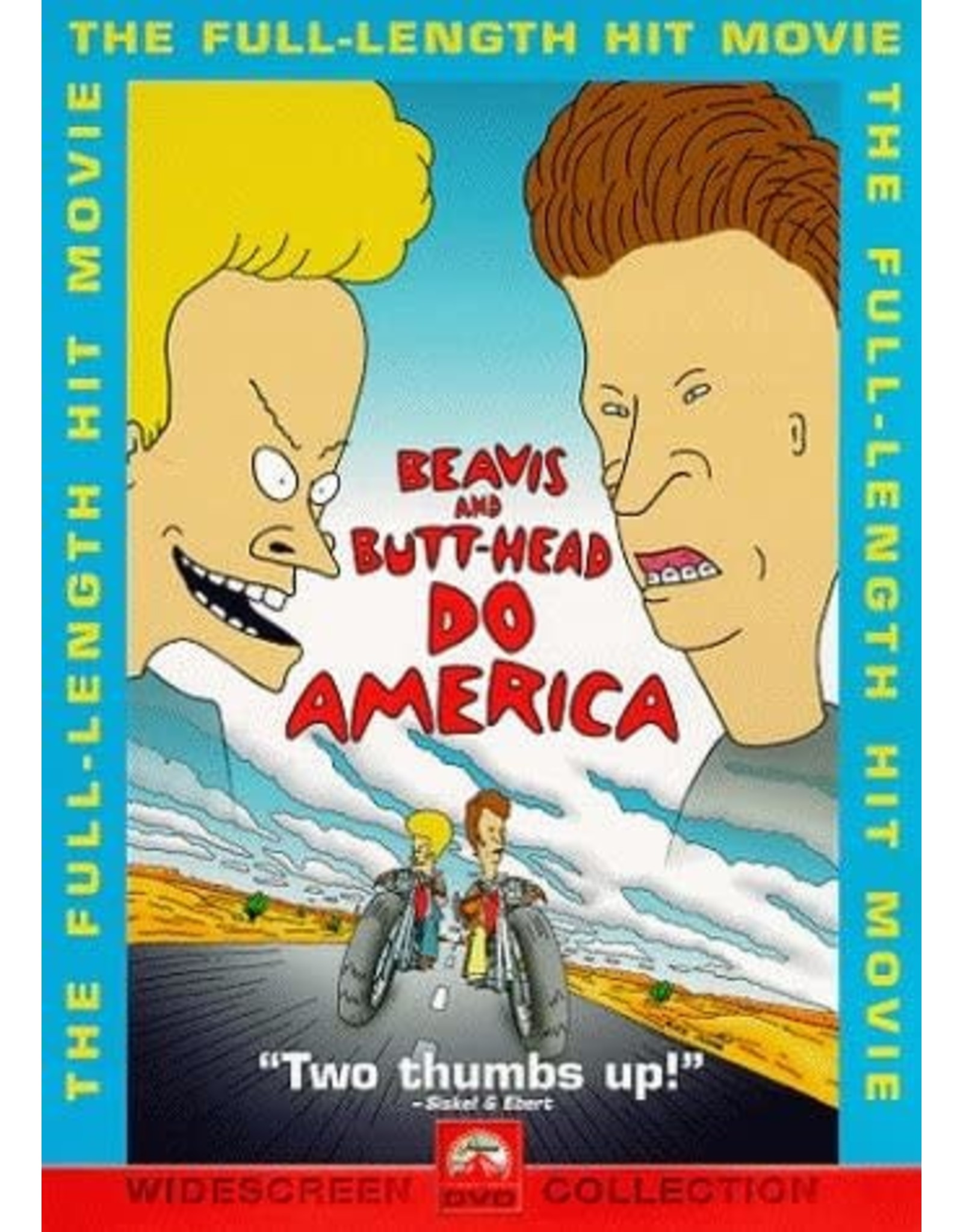 Cult and Cool Beavis and Butt-Head Do America