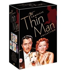 Film Classics Complete Thin Man Collection (Brand New)