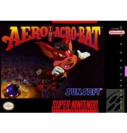 Super Nintendo Aero the Acro-Bat (Cart Only)