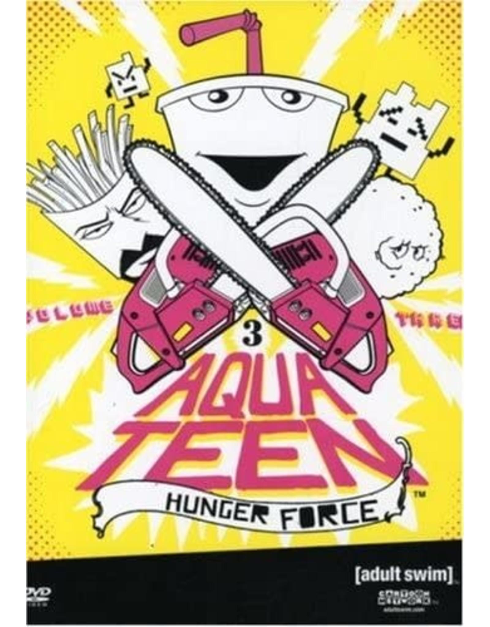 Animated Aqua Teen Hunger Force Volume 3 (Brand New)