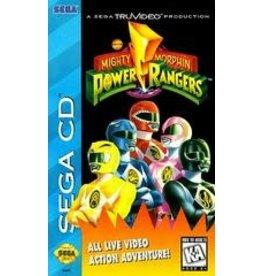 Sega CD Mighty Morphin Power Rangers (CiB)