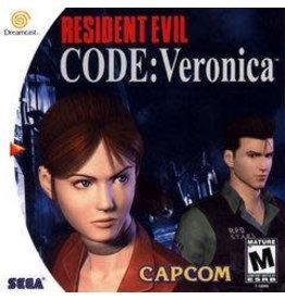 Sega Dreamcast Resident Evil CODE Veronica (CiB)