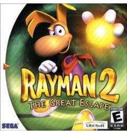 Sega Dreamcast Rayman 2 The Great Escape (CiB)
