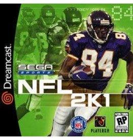 Sega Dreamcast NFL 2K1 (CiB)