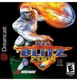 Sega Dreamcast NFL Blitz 2001 (CiB)