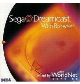 Sega Dreamcast Dreamcast Web Browser