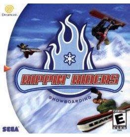 Sega Dreamcast Rippin' Riders Snowboarding (CiB)