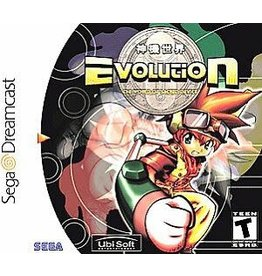 Sega Dreamcast Evolution the World of Sacred Device (CiB)