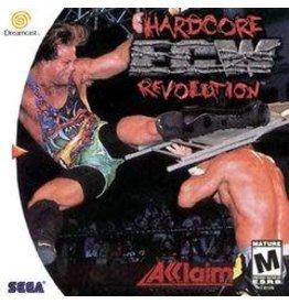 Sega Dreamcast ECW Hardcore Revolution (CiB)