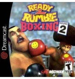 Sega Dreamcast Ready 2 Rumble Boxing Round 2 (CiB)