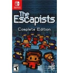 Nintendo Switch Escapists Complete Edition (LRG#030, Used)