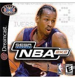 Sega Dreamcast NBA 2K2 (Disc Only)
