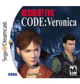 Sega Dreamcast Resident Evil CODE Veronica (Disc Only)