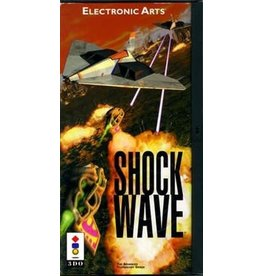 3DO Shock Wave (Disc Only)