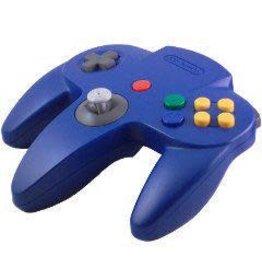 Nintendo 64 N64 Nintendo 64 Controller Blue (OEM)
