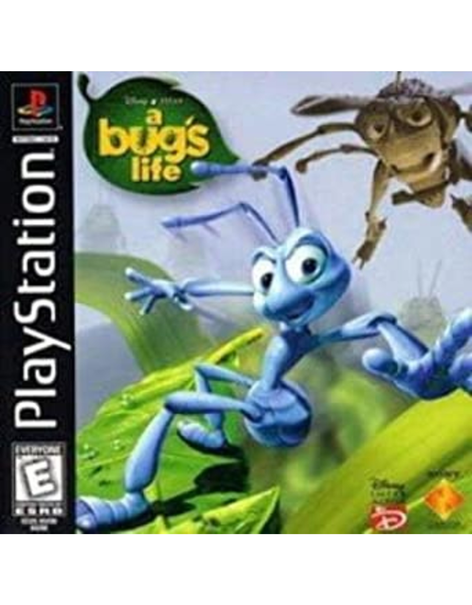 Playstation A Bug's Life (CiB)