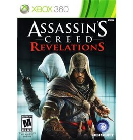 Xbox 360 Assassin's Creed Revelations (No Manual)