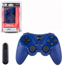 Playstation 3 PS3 Playstation 3 Wireless Controller Blue (TTX)