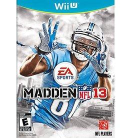 Wii U Madden NFL 13 (CiB)