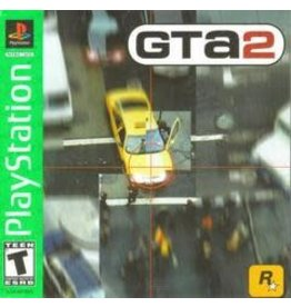 Playstation Grand Theft Auto 2 Greatest Hits (CiB)