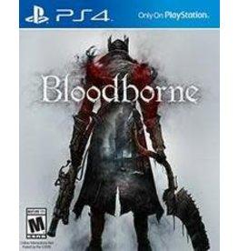 Playstation 4 Bloodborne (Used)