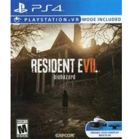 Playstation 4 Resident Evil 7 Biohazard (Used)