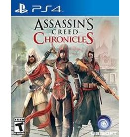 Playstation 4 Assassin's Creed Chronicles (Used)