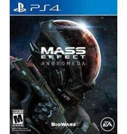 Playstation 4 Mass Effect Andromeda (Used)