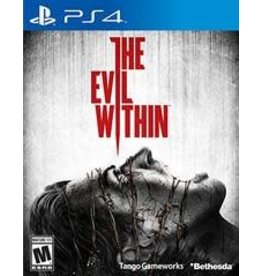 Playstation 4 Evil Within, The (Used)