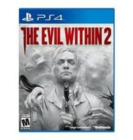 Playstation 4 Evil Within 2 (Used)