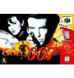 Nintendo 64 007 GoldenEye (Cart Only, Damaged Label)