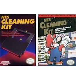 NES Cleaning Kit (CiB, Rought Damaged Box)