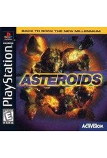 Playstation Asteroids (Manual and Disc Only)