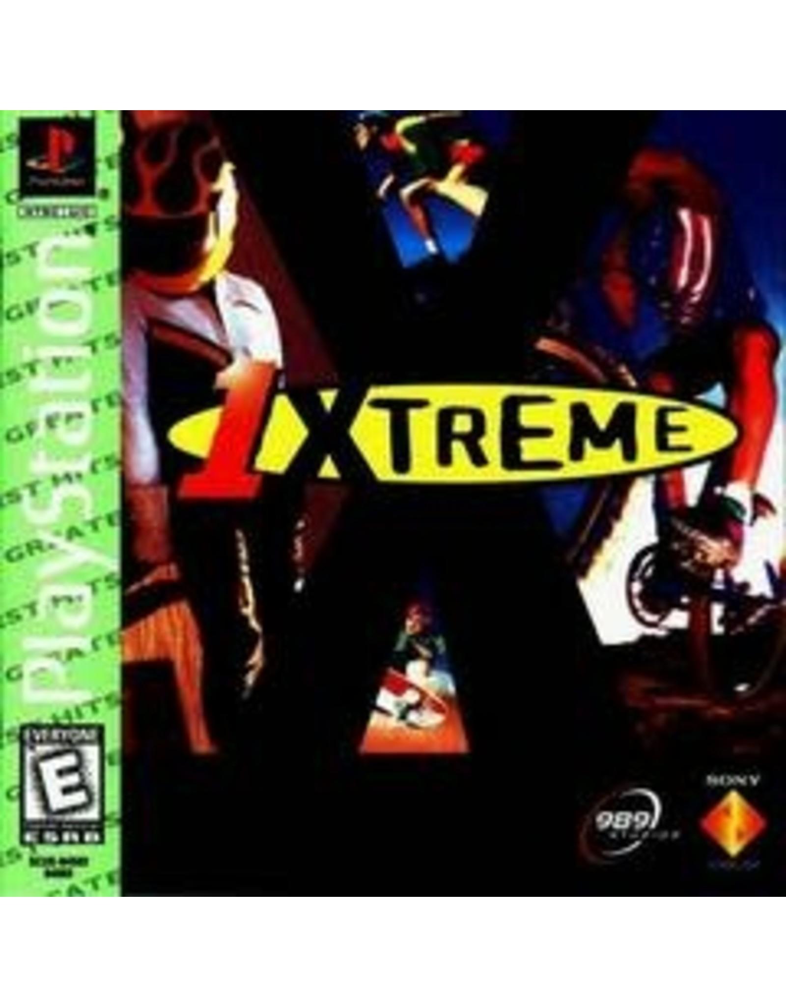 Playstation 1Xtreme (Greatest Hits, Damaged Manual, CiB)