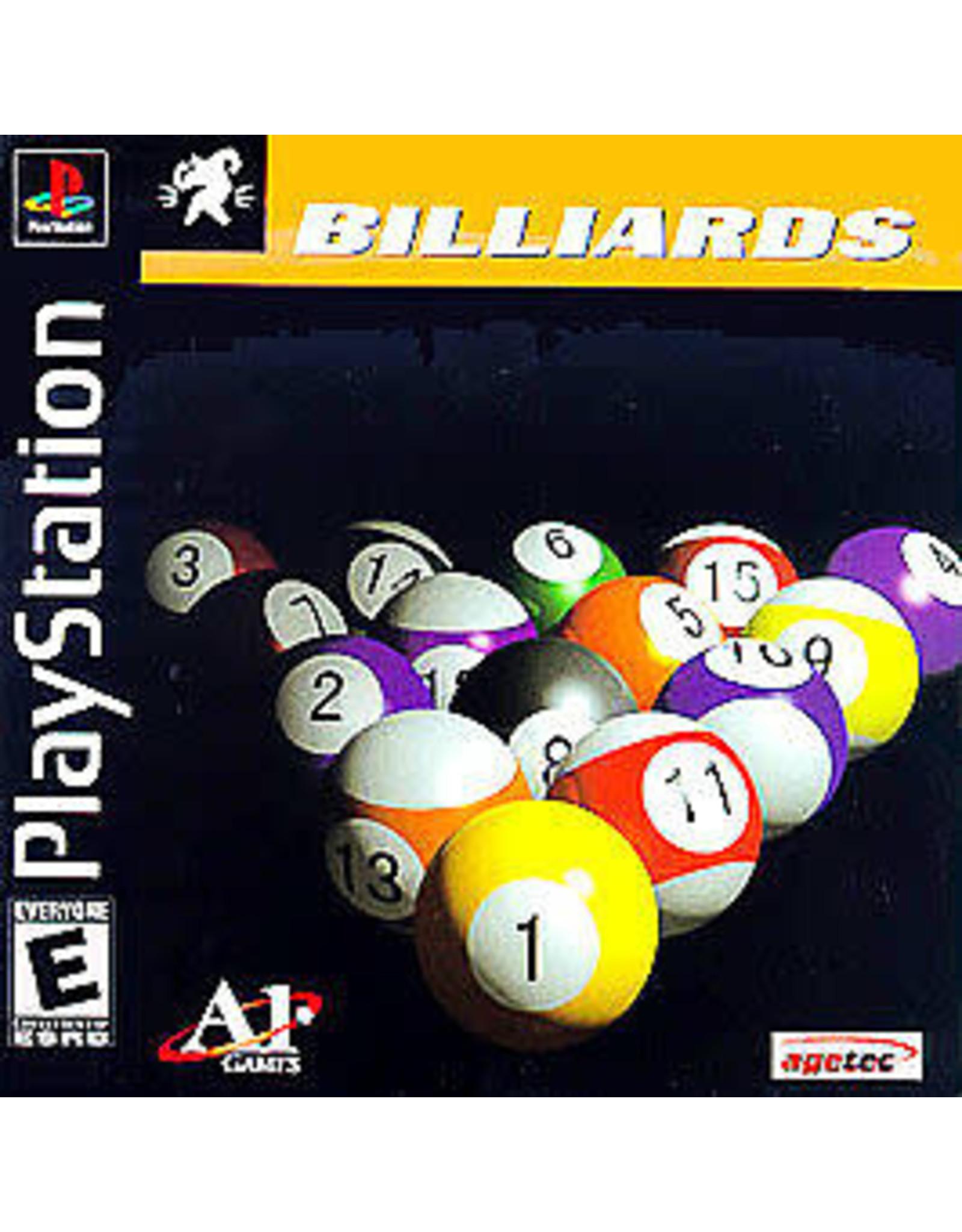 Playstation Billiards (CiB)