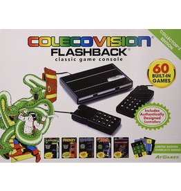Colecovision ColecoVision Flashback (Used, No Box, comes with Keypad keycards)