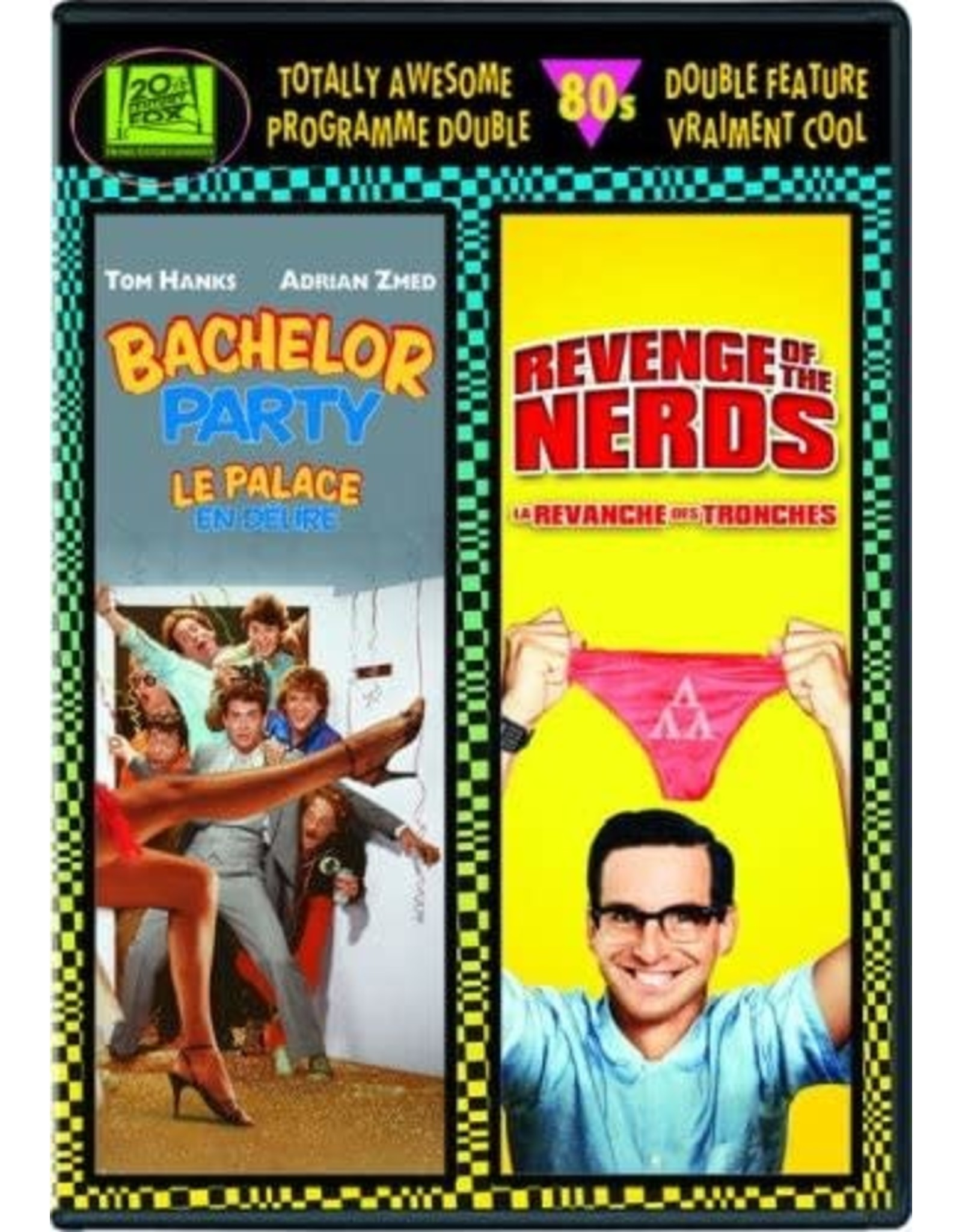 Cult and Cool Bachelor Party / Revenge of the Nerds Double Feature