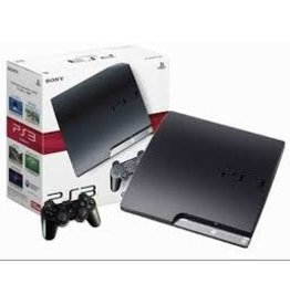 Playstation 3 PS3 Playstation 3 Slim System 120GB (Boxed, Used)