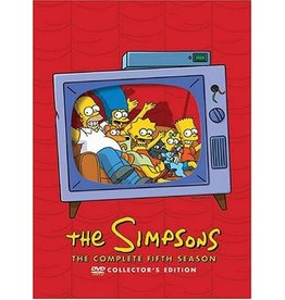 Animated Simpsons The Complete Fifth Season