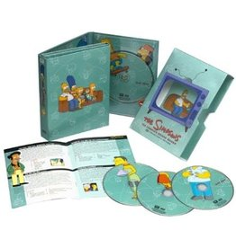 Animated Simpsons The Complete Second Season